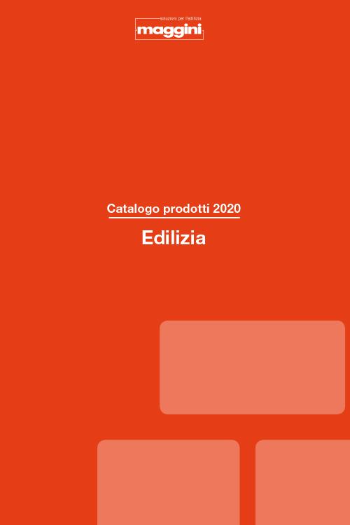 Catalogo Edilizia 2020