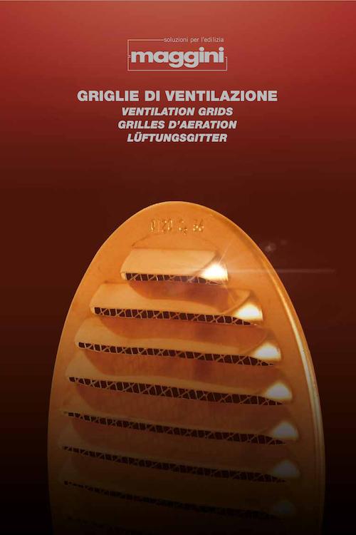 Brochure Griglie di Ventilazione