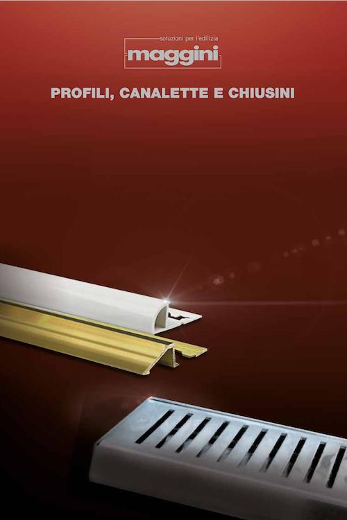 Brochure Profili Canalette Chiusini